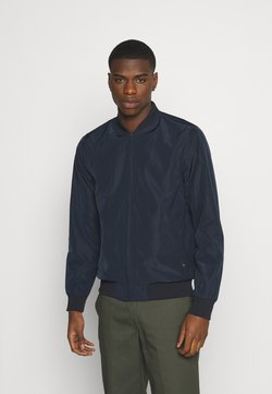 Burton Menswear London - CORE MILITARY - Bomber Jacket - navy