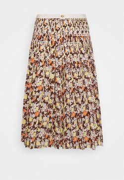 Tory Burch - PLEATED TIE WRAP SKIRT - Faltenrock - reverie