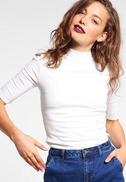 Modström - KROWN - T-Shirt basic - white