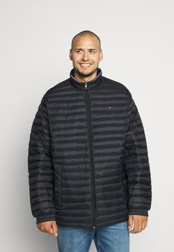 Tommy Hilfiger - CORE PACKABLE JACKET - Daunenjacke - black