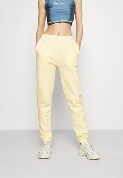 Nly by Nelly - COZY PANTS - Jogginghose - yellow