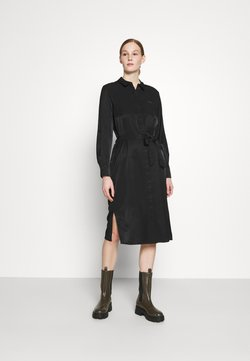 Object - OBJEILEEN DRESS - Vestido camisero - black