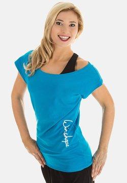 Winshape - T-Shirt print - türkis