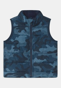 GAP - TODDLER BOY PUFFER  - Smanicato - blue