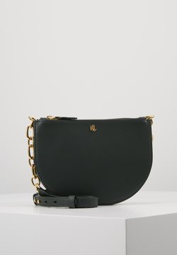 Lauren Ralph Lauren - SUPER SMOOTH SUTTON - Torba na ramię - racing green