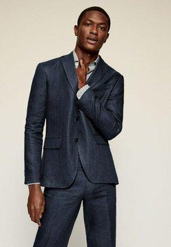 Mango - Suit jacket - bleu marine foncé