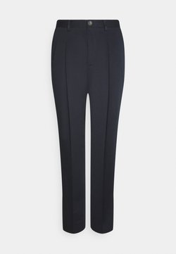 PS Paul Smith - MENS TROUSER TAPERED FIT - Kangashousut - dark blue
