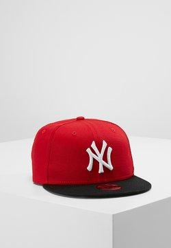 New Era - 9FIFTY MLB NEW YORK YANKEES SNAPBACK - Lippalakki - red/black