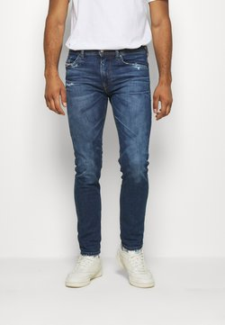 Diesel - THOMMER-X - Slim fit jeans - 009de
