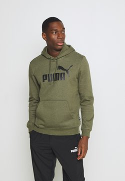 Puma - HOODY  - Hoodie - forest night heather