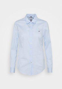 Tommy Hilfiger - SLIM FIT - Camisa - sweet blue