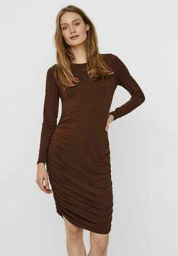 Vero Moda - Etuikjoler - brown