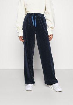 Vero Moda - VMATHENA  - Jogginghose - navy blazer
