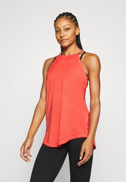 Yogasearcher - YOGAM - Top - red