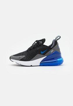 Nike Sportswear - AIR MAX 270 - Sneakersy niskie - black/game royal/iron grey/white