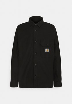 Carhartt WIP - RENO - Vapaa-ajan kauluspaita - black