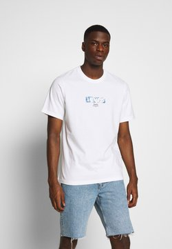 Levi's® - TEE - T-shirt con stampa - white