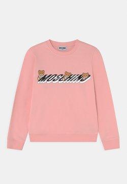 MOSCHINO - ADDITION UNISEX - Sweatshirt - sugar rose