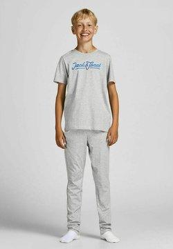 Jack & Jones Junior - SET - Pyjama - light grey melange