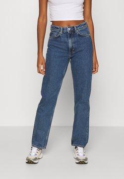 Weekday - VOYAGE MORNING - Jeans straight leg - standard blue
