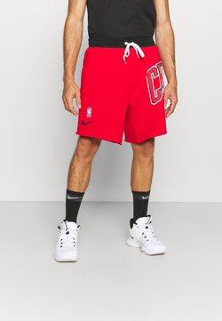 Nike Performance - NBA CHICAGO BULLS SHORT - Equipación de clubes - university red/black/white