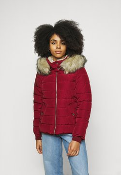 ONLY Petite - ONLCAMILLA QUILTED - Winterjacke - rhubarb