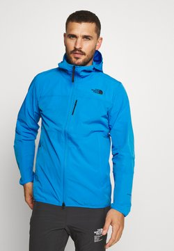 The North Face - MENS NORTH DOME STRETCH JACKET - Windbreaker - clear lake blue