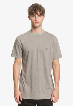Quiksilver - ARBOLITO - T-Shirt print - green/coral