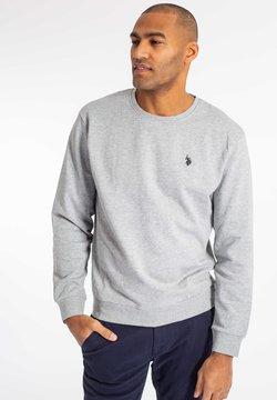 U.S. Polo Assn. - ADLER - Sweatshirt - grey melange