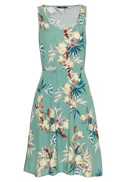 ONLY Petite - ONLLORA ABOVE KNEE DRESS - Sukienka letnia - green