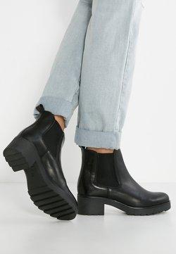 Zign - Ankelstøvler - black
