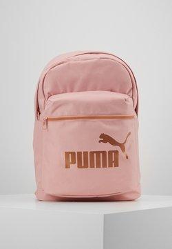 Puma - CORE BASE COLLEGE BAG - Plecak - bridal rose