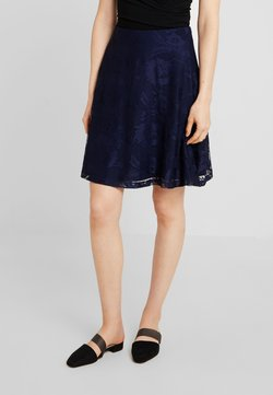 Anna Field - Mini skirt - maritime blue
