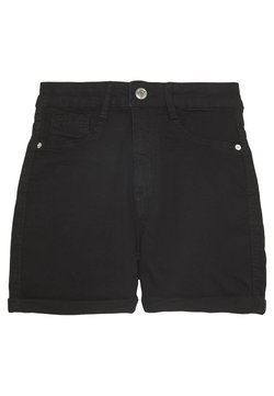 Gina Tricot - MOLLY - Jeansshort - black