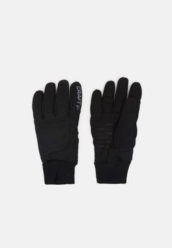 Craft - CORE INSULATE GLOVE - Guantes - black