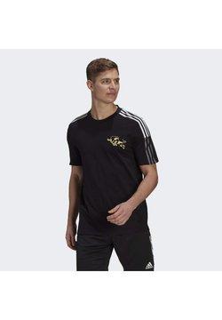 adidas Performance - Sports shirt - black