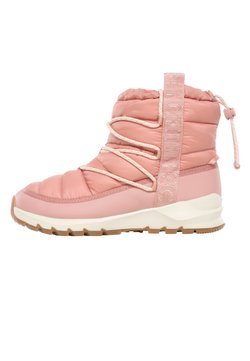 The North Face - W THERMOBALL  - Snowboot/Winterstiefel - pink clay/morning pink