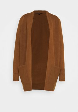 Esprit Collection - CARDI - Neuletakki - toffee