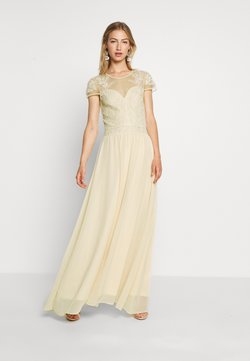 Molly Bracken - LADIES WOVEN DRESS - Robe de cocktail - nude