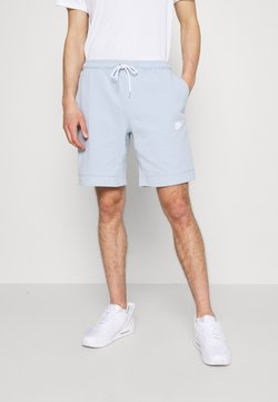 Nike Sportswear - MODERN - Shorts - light armory blue/ice silver/white