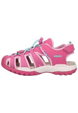 Geox - Trekkingsandale - fuchsia/pink c8230