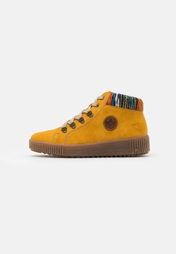 Rieker - Sneaker high - honig/orange/multicolor