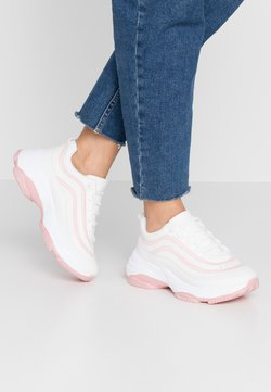 Koi Footwear - VEGAN LIZZIES - Sneakers laag - white/light pink