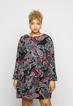 Evans - PAISLEY PRINT DRESS - Jerseykleid - multi