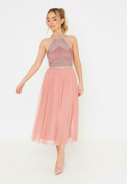 BEAUUT - LARA - Ballkleid - dusty pink