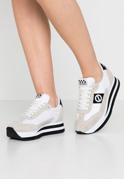 No Name - FLEX JOGGER - Sneakers laag - white