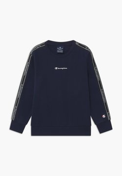 Champion - LEGACY AMERICAN TAPE CREWNECK - Sweatshirt - dark blue