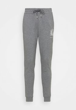 Armani Exchange - PANTALONI - Jogginghose - grey
