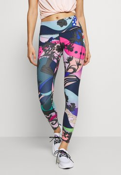 Nike Performance - EPIC LUX - Tights - hyper pink/black/white