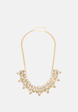 Pieces - PCMILANIA NECKLACE - Necklace - gold-coloured